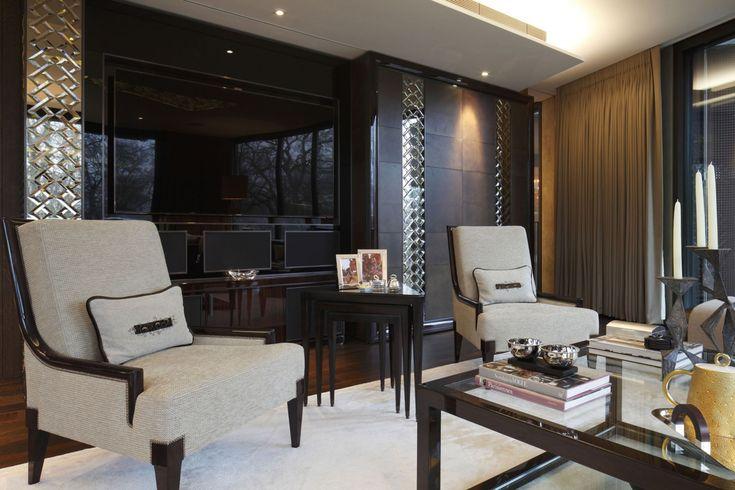 One Hyde Park, Knightsbridge | contract | furniture, hospitality design, interior design | #modernhoteldesign #designinspirations #interior More: https://www.brabbucontract.com/catalogue-download