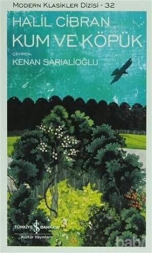 Halil Cibran- Kum ve Köpük