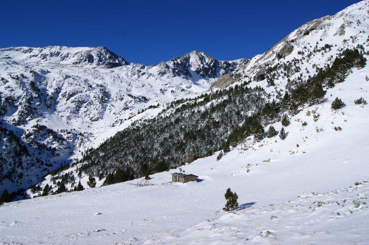 Refugi Cabana de la Vall del Riu - Andorra
