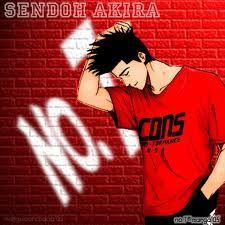 Slam Dunk -  Akira Sendoh