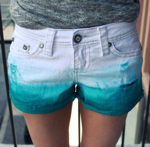 diy hombre shorts