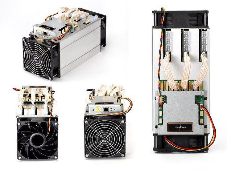 Crypto Currency Mining Equipment 7 TH/s #BitCoinMiningInfo