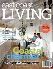 My sister Nancy, owns this sweet cottage featured in the Spring 2012 edition of East Coast Living magazine. Check it out. It is located in Pugwash, Nova Scotia and is available for rentals.