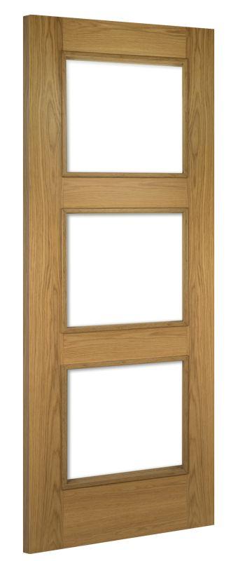48 best bespoke interior doors images on pinterest bespoke custom deanta bespoke oak with chunky beading interior doorsbespokebeadingo planetlyrics Images
