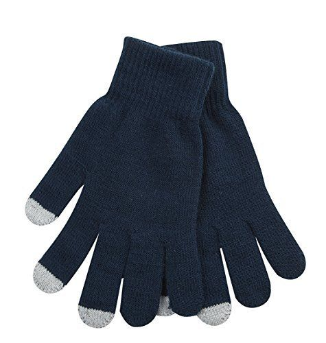 From 3.99:Pierre Roche Gloves Magic Touch Screen Knitted Warm Wooly Winter