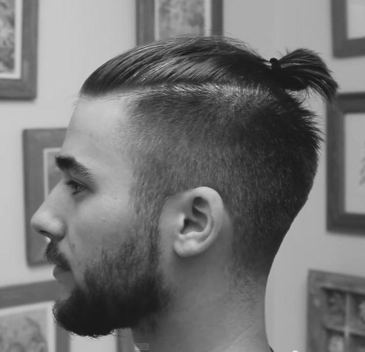 Undercut Manbun ⓢⓣⓨⓛⓔ Man Bun Hairstyles Hair Styles
