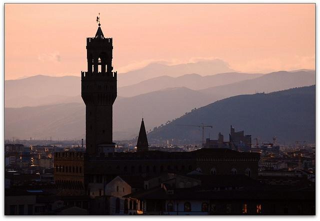 Preparando el viaje a Florencia