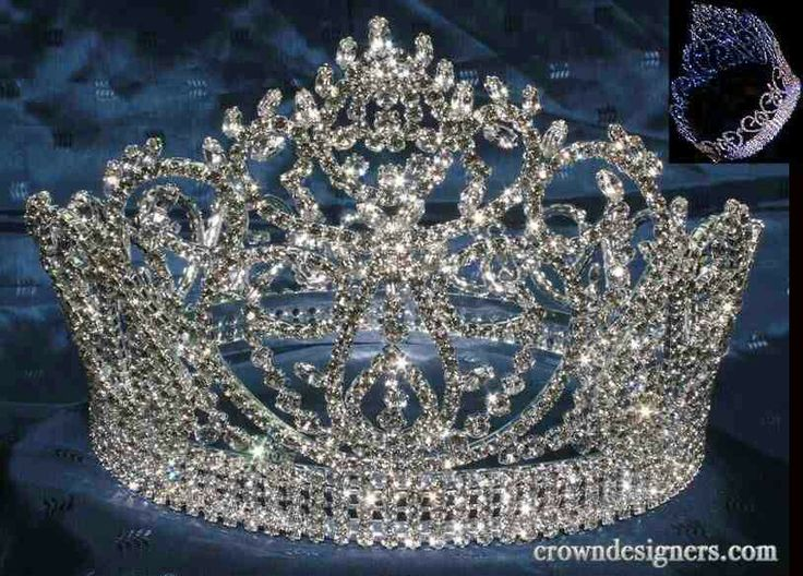 Middiam Size Quinceanera crown