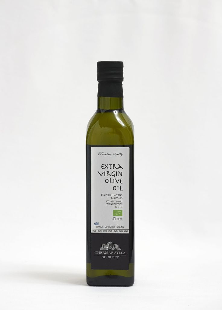 Extra virgin olive oil. #ThermaeSylla #Gourmet
