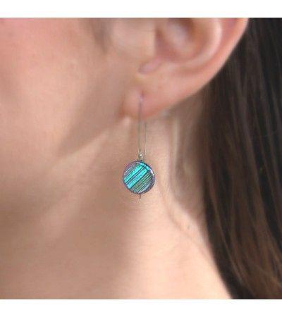 Dichro Earring PBE