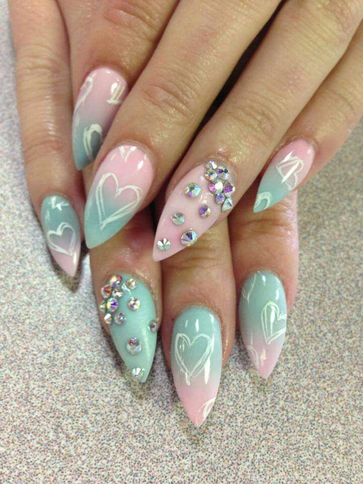 235 best Bomb ass nails images on Pinterest