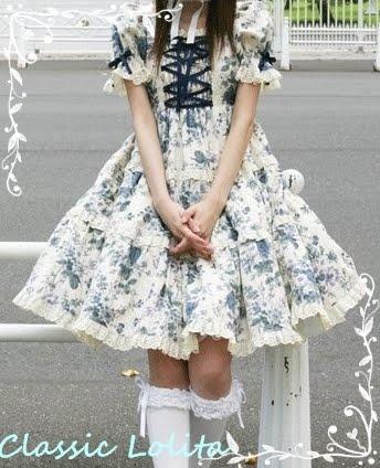 Carolina Chique Chique: Moda Japonesa: As Lolitas - Parte I