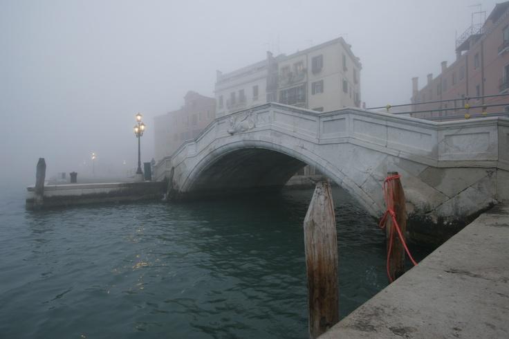Venetian waterways - Venice, Italy