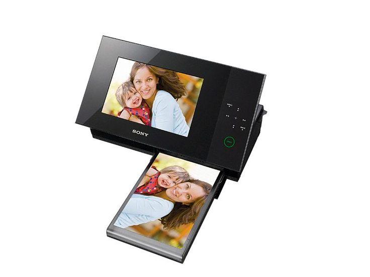 Sony S-Frame DPP-F700 review | This photo printer doubles up as a digital photo frame Reviews | TechRadar
