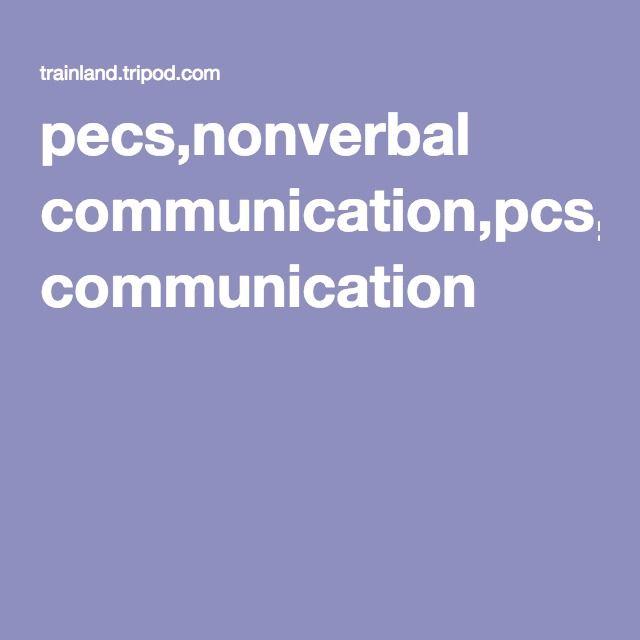 pecs,nonverbal communication,pcs,augmentive communication