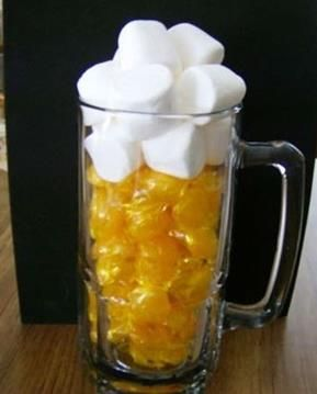 Father's Day Candy Beer Mug - Father's Day Craft