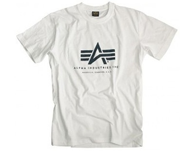 t-shirt by Alpha Industries