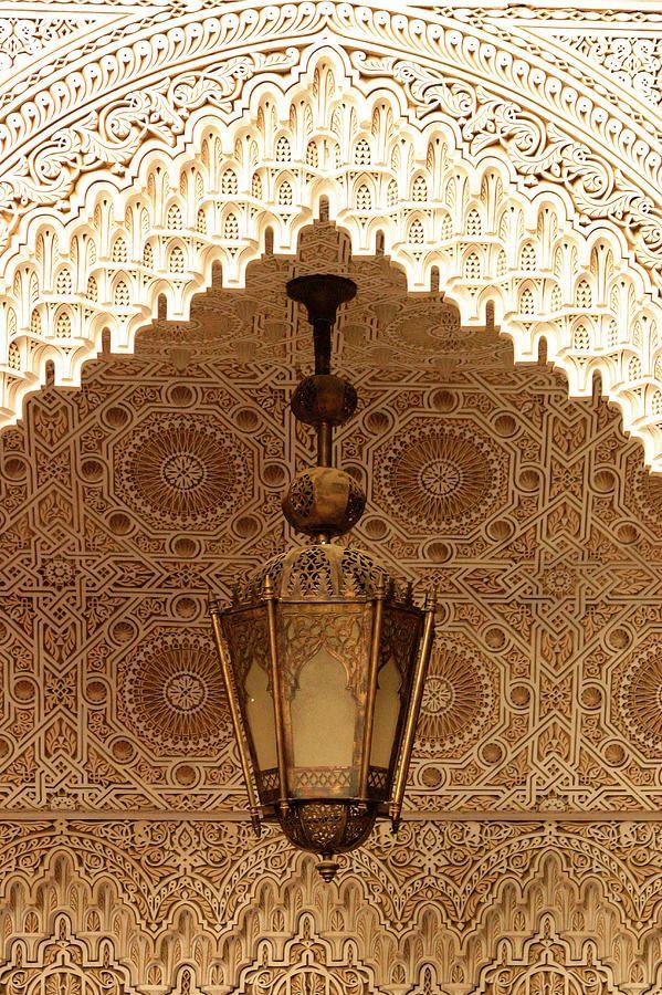 Artwork #44 (Islamic Plasterwork) | ©Ralph Ledergerber