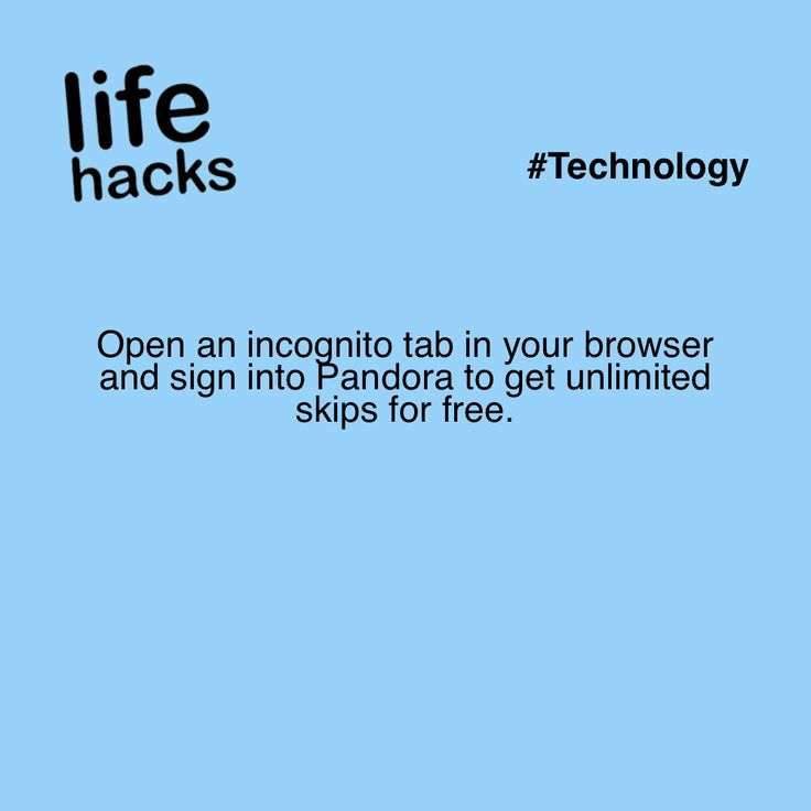 Open an incognito tab in your browser and sign into Pandora to get unlimited skips for free.
