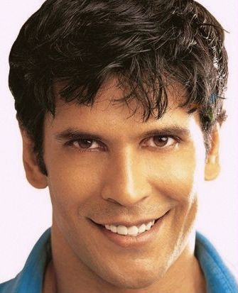 Milind Soman (b. 4 Nov 1965) born and lived in Scotland moved back to India when he was 7 yrs old. He was a national-level swimmer for India when he started modelling. He was one of the first male supermodels in India. He has also acted in Bollywood films as well as being a producer.