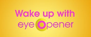 """Wake Up With """"EO"""""""