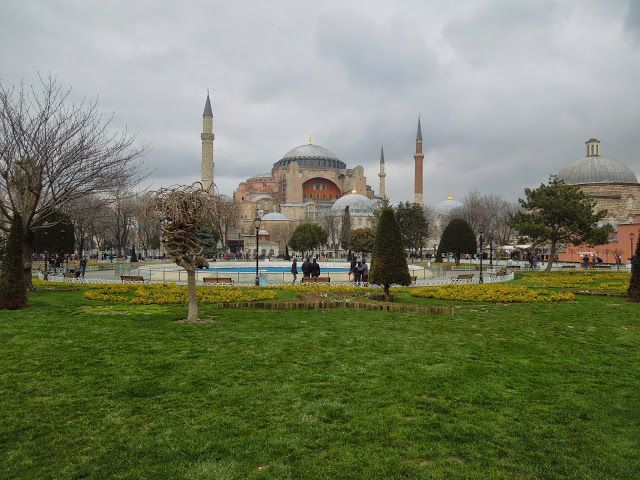 Mr. Out of Office: Istanbul - Hagia Sofia/Ayasofya