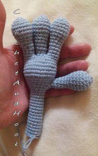 Crochet And Hook: Amigurumi horgolás alapjai: sorszámolás