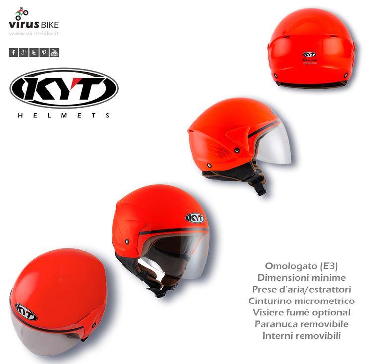 #casco #jet #Kyt #Cougar #mini #city #urban