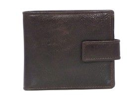 Kinsey 10151 Mens Brown Leather Wallet
