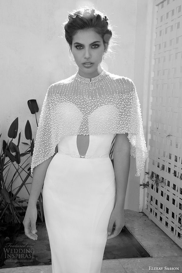 Elihav Sasson 2015 Wedding Dresses | Wedding Inspirasi