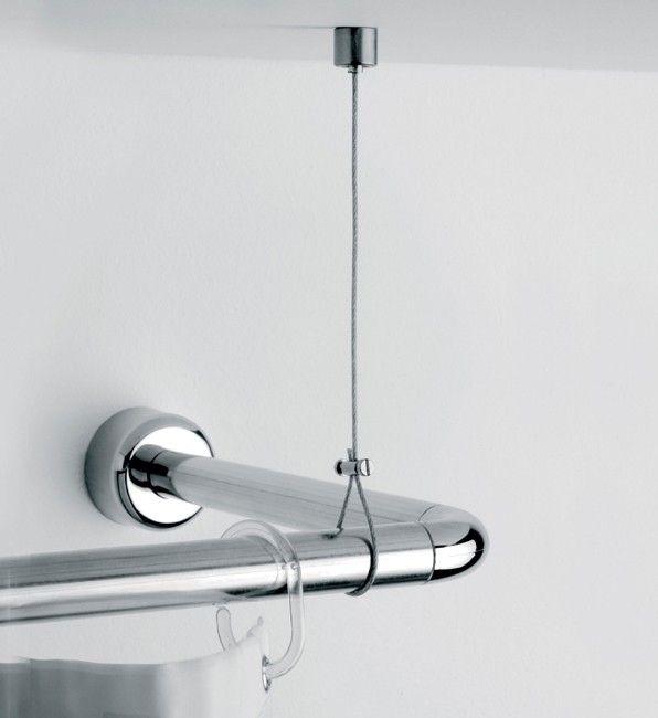 die besten 25 duschstangen ideen auf pinterest bad. Black Bedroom Furniture Sets. Home Design Ideas