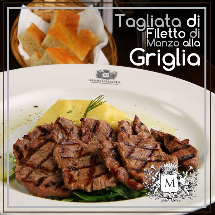 Hi Guys! Have you tasted our Tagliata di Filetto di Manzo alla Griglia? It is a juicy, tasty and tender grilled meat served with mashed potatoes. We're sure you will love it!!! #Lebanon #Beirut #Achrafyeh #Gemmayzhe #Sin El Fil #Dbayeh #Jounieh  https://www.facebook.com/photo.php?fbid=469427243161142&set=a.116611208442749.16094.102177633219440&type=1&theater