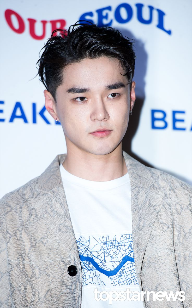 Kwon Hyuk, known by his stage name Dean and stylized as