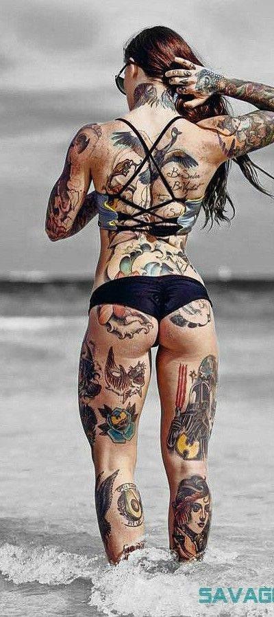 Chicas sexis tatuadas [PUNIQRANDLINE-(au-dating-names.txt) 37