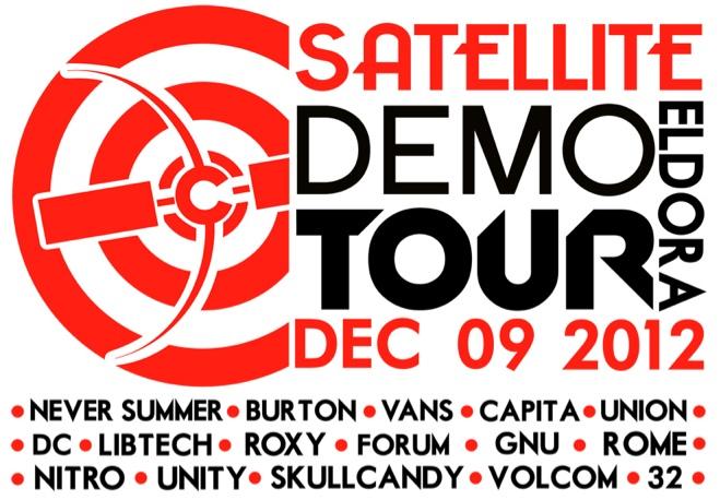 Satellite Board Shop Announces First Winter Event - Satellite Demo Tour