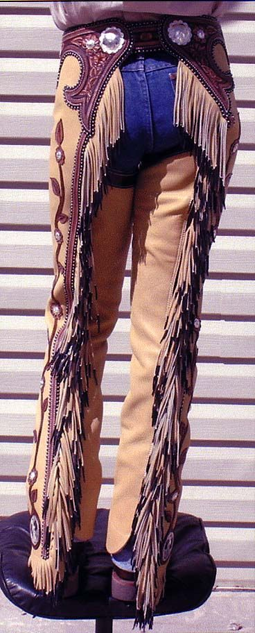 Denice Langley Custom Leather