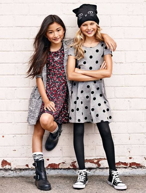 Kids | Girls Size 8-14y+ | Socks & Tights | H&M US