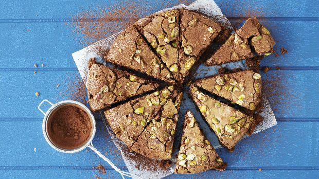 Brownies s ořechy