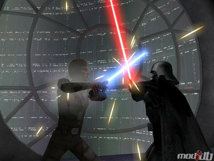 Download Star Wars Jedi Knight II Jedi Outcast PC Game Torrent - http://torrentsbees.com/en/pc/star-wars-jedi-knight-ii-jedi-outcast-pc.html