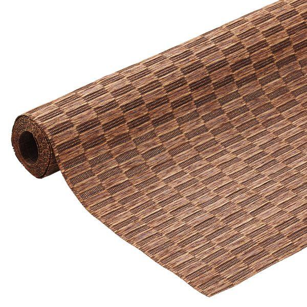 Kitchen Cabinet Lining Ideas: Natural Fiber Drawer & Shelf Paper Liner