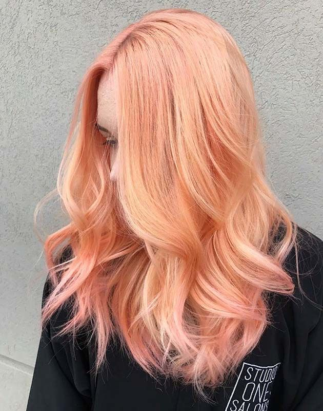Most Trendy Strawberry Blonde Hair Color 2019 Strawberry Blonde