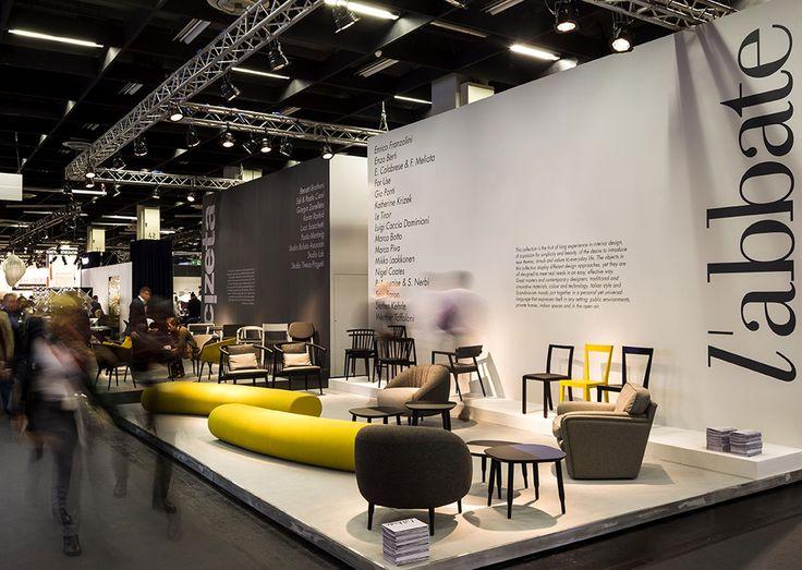 L'Abbate Italia: Orgatec Furniture Show 2016. 25-29 October | Cologne - Germany.