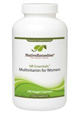 NR Essentials Multivitamin for Women is a complete source of nutrients for pre-menopausal women. Included are essential vitamins, key minerals and specialty nutrients. Each one is supplied in sufficient quantities to meet everyday demands #naturalhealth #health #fitness