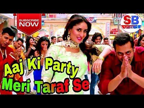 Aaj Ki Party Meri Taraf Se Dj Remix Song | Dance mix | MIX By DJ RAJA - Duration: 4:19.