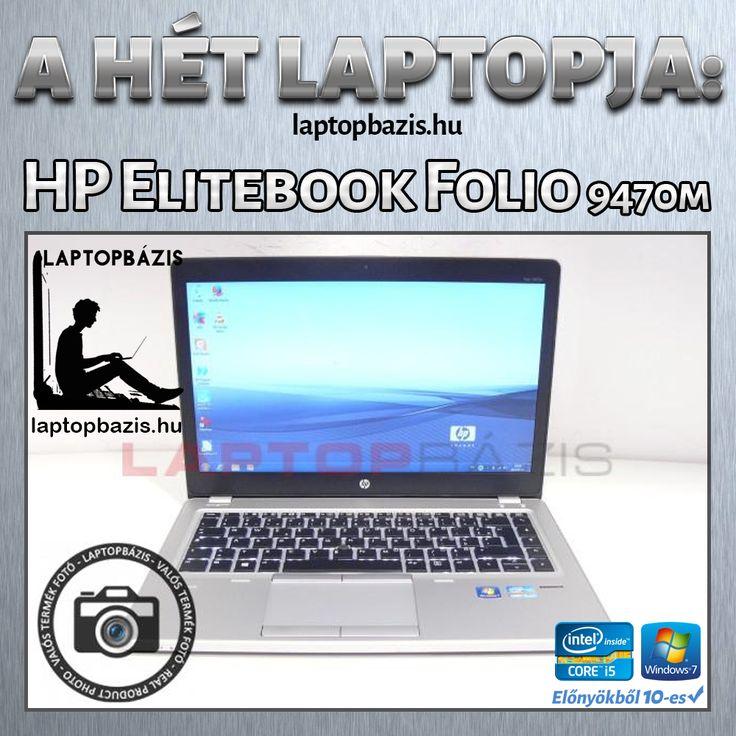 HP Elitebook Folio 9470m http://laptopbazis.hu/termek/hp-elitebook-folio-9470m-laptop-intel-core-i53427u-4-gb-ram-320-gb-hdd-webkamera-windows-7-14-hd-led-kijelzo/466