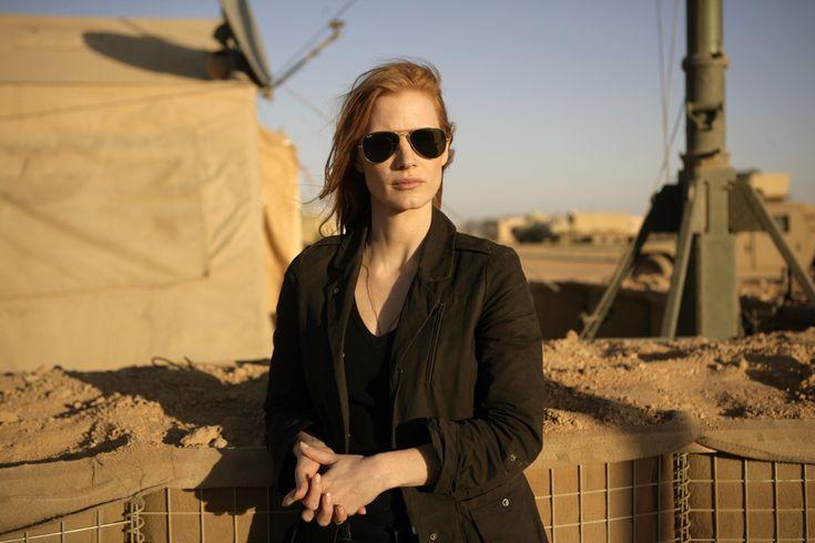 Jessica Chastain stars as Maya