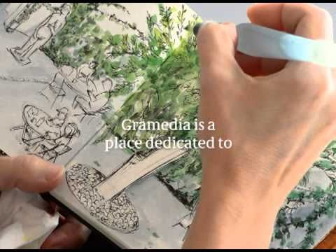 Gramedia Brand Transformation