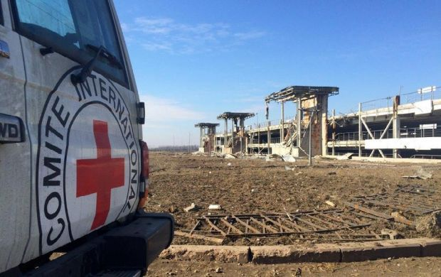 Красный Крест оплатит долги жителей Донбасса за электричество