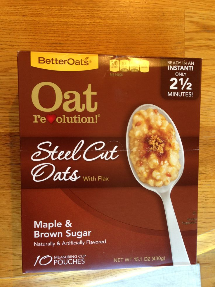 BetterOats, Oat Revolution. Had for breakfast with sliced banana and blueberries. Delicious.