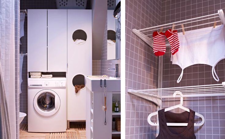 Designed for bathrooms - http://www.ikea.com/ca/en/catalog/categories/departments/laundry/roomset/20133_laro05a/